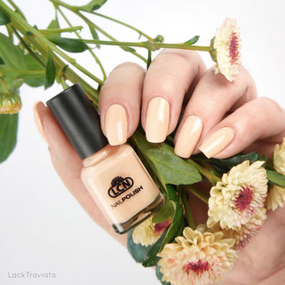 LCN • Creamy Vanilla Colada  • Funky Town Collection Spring 2017
