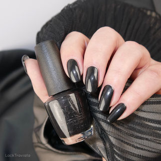 OPI • Black Dress Not Optional • Breakfast at Tiffany's-Collection • Holiday 2016