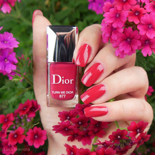 Dior • TURN ME DIOR 877 • Dior Addict Collection summer 2017