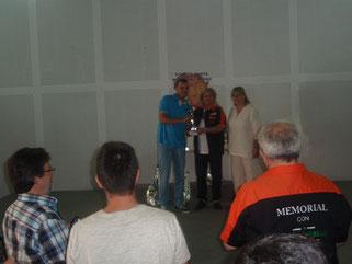 Eddy Moldovan: 6º Clasificado