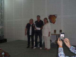 Julio Barbero: Campeón
