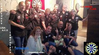 Los Campeones:C.D.Meson Plaza