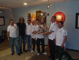 Palafrugell.C.D. Campeones Liga 2012/2013