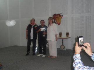 Juan Robles:Subcampeón