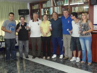 Campeon: C.D.La Solana 2010