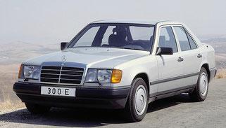 1988 W124 300E