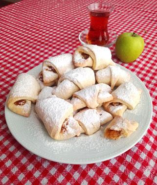 türkische Apfeltaschen Rezept