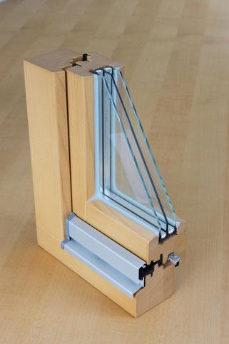 Holzfenster, Fensterbau