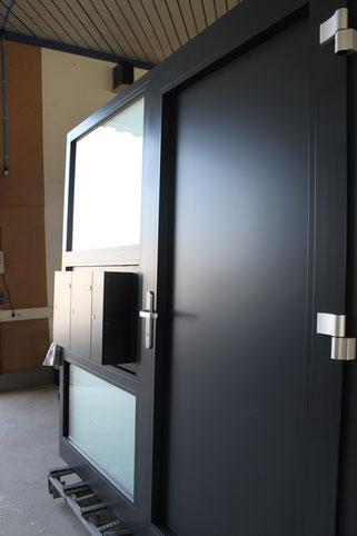 Haustüren, Nebeneingangstüren, Einbruchschutz