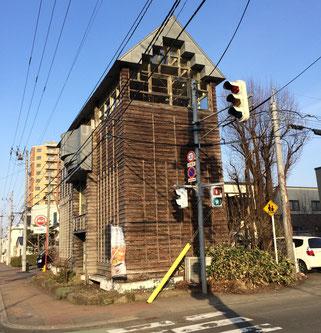 建築家・倉本龍彦が設計した「たくんち」