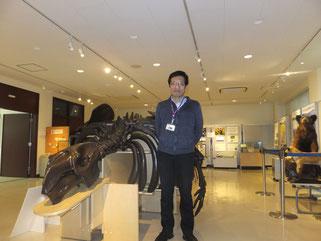 札幌市博物館活動センター・古沢仁さん