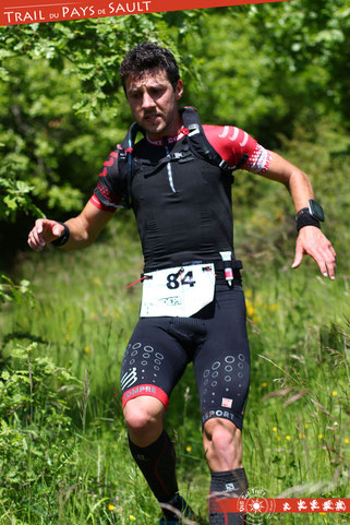 Romain Durbiano - Défi Sud Trail's - Trail du Pays de Sault