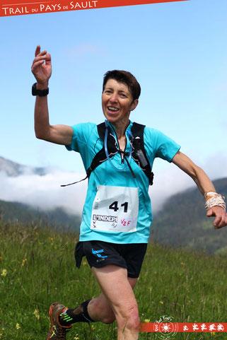 Claude Combes - Défi Sud Trail's - Trail du Pays de Sault