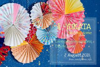8月2日 FOTOZEワンコ撮影会「夏・YUKATA」