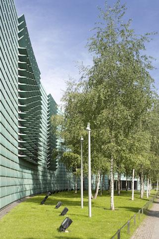 Schwedische Botschaft in Berlin | Foto: Florian Bolk
