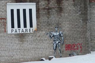 Banksy at Patarei?