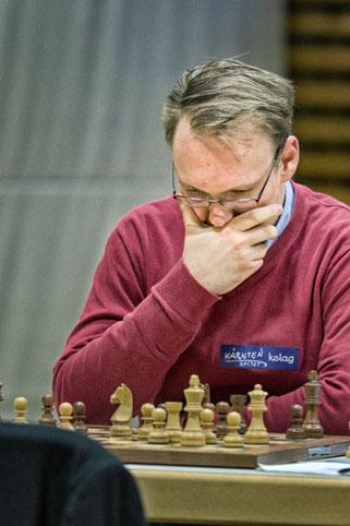 Österreichs Nr. 1 und Nr. 42 in der Welt: GM Markus Ragger