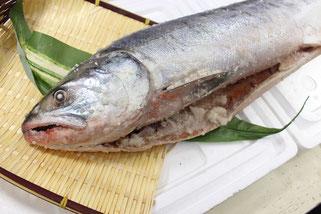 新巻鮭7尾