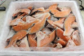 鮭カマ業務用5kg