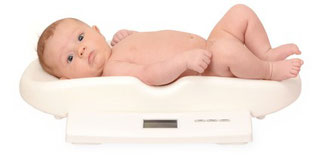 Verleih von Babywaagen | Marien-Apotheke Reken