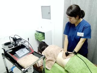 エステ・痩身・婦人科疾患に用います。