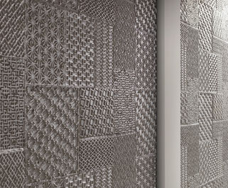 Steinpaneele PanelPiedra Kunststeinpaneele Wandverkleidung Serie Cemento