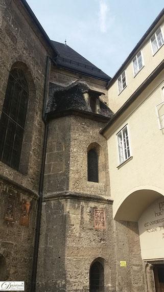 Salzburg Stift Nonnberg