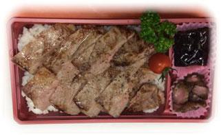 ふか田 の弁当コーナー陳列