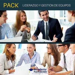 cursos de liderazgo y gestión de equipos de trabajo