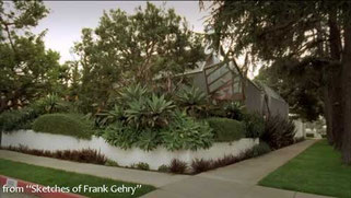 Frank Gehry's house - Santa Monica - external view