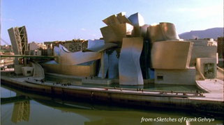 Guggenheim Museum - Bilbao - external view