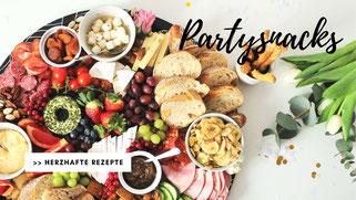 Bild: Rezepte für Drinks und Cocktails für die Party und zum Feiern fauf www.partystories.de; Getränke und Rezept Ideen mit Limoncello