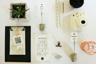 Bild: DIY Idee individuelle und kreative Einladung Hochzeit oder Party -