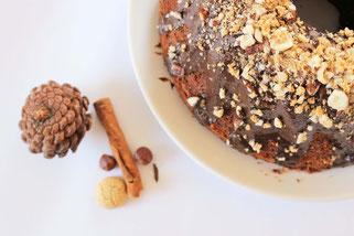 Bild: Rotweinkuchen Rezept, leckere Kuchen Ideen für Advent und Weihnachten