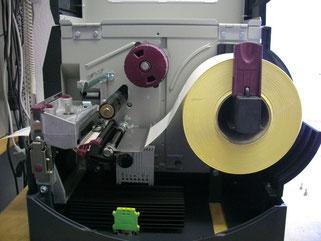 Druckerheizung Etikettendrucker RLS Abbildung 2