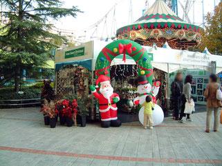 東京ドーム ラクーアSC  出店 横浜スイートクリスマスカンパニー