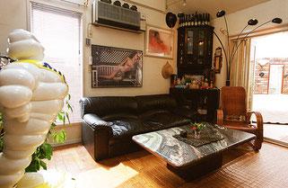 各種撮影 レンタルハウススタジオ 横浜ハウス オブ ハリウッド リビングルーム