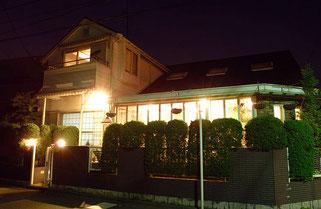 各種撮影 レンタルハウススタジオ 横浜ハウス オブ ハリウッド 外観
