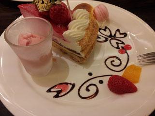 香芝市のケーキ屋さん