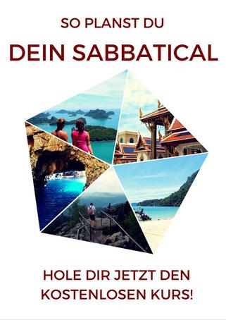 Sabbatical-organisieren