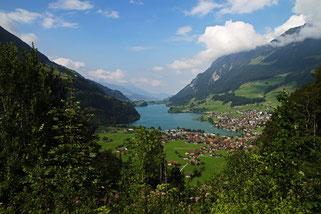 Lungner See, Schweiz