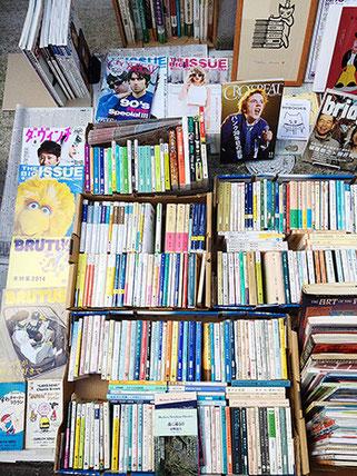 ノースさんのところには本がいっぱい