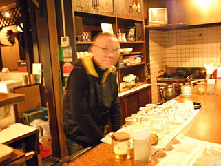 横浜 中区 末吉町 喫茶タケヤ マスター 片岡さん