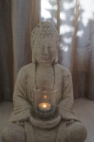 Beobachter sein, buddhistische Denkräume