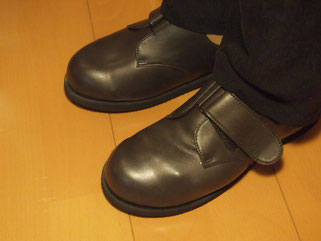 ハンマートゥの靴