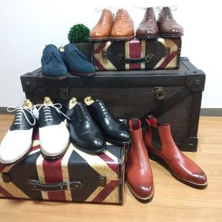 革靴 岐阜 岐阜市 岐阜県 オーダー オーダー革靴 レザーシューズ 紳士靴