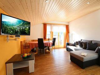 Hotel garni Domino & Apartments Saas-Fee, Ferienwohnung, Familien, Ferien