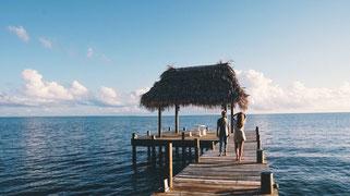 Belize Hopkins Paradies