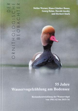 Bildergebnis für 55 jahre wasservogelzählung am bodensee