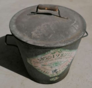 location lessiveuse en zinc décoration vintage marseille provence
